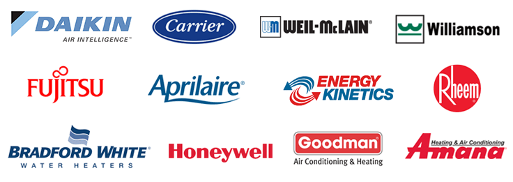 Trusted brands for heating